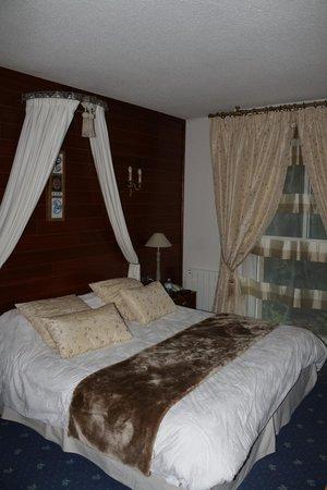 Hôtel Le Branhoc Logis Brit Hotel : Chambre 19