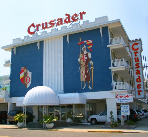 The Crusader Oceanfront Family Resort