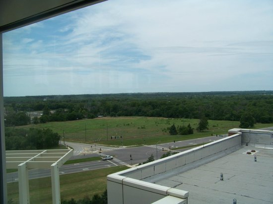 National Weather Center: View from the Roof Top Observatory