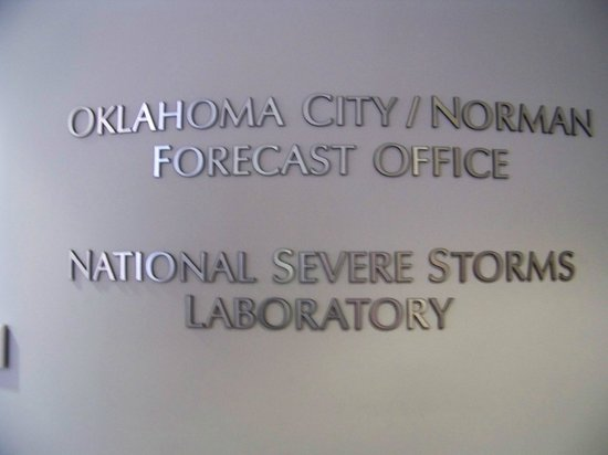 National Weather Center: Forecasting