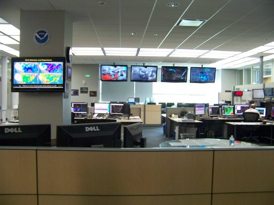National Weather Center: The Forecasting Center