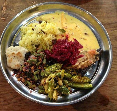 Food at 52: Keralan Dishes