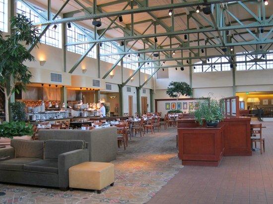 Sheraton Grand Sacramento Hotel Restaurant