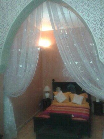 Riad Reves D'orient: Ambre room