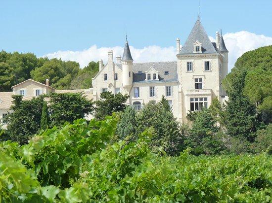 Chateau Les Carrasses: The Chateau