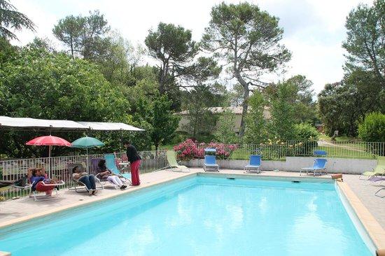 Le Mas De L'Ancre: piscine agréable