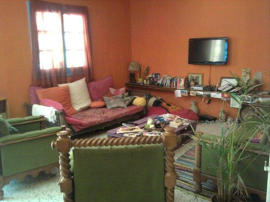 Boho Hostel : BOHO's Livingroom!!:)