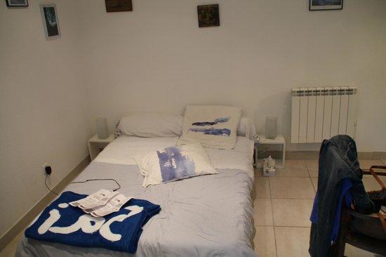 Le Mas De L'Ancre : chambre