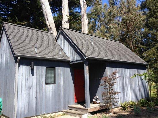 Cobbler's Walk Mendocino: Rachel's Cottage