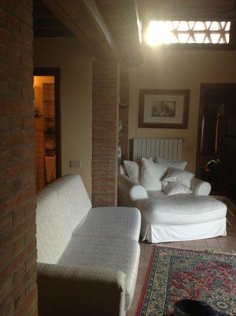 Relais Villa L'Olmo: Living Area