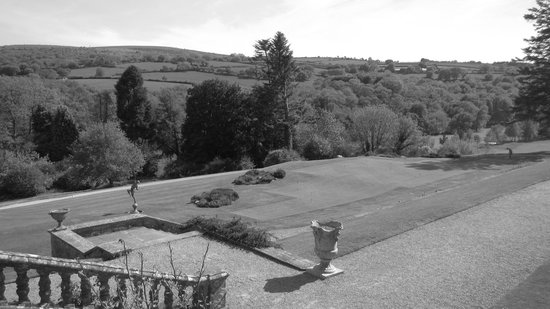 Bovey Castle Hotel: The view to the south.