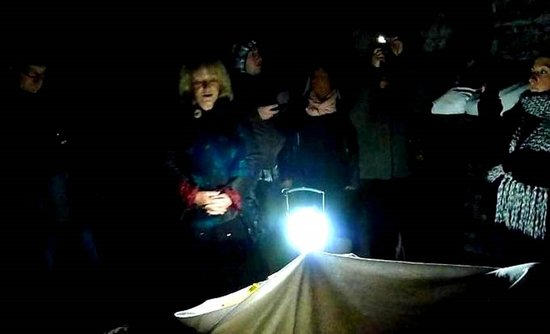 Lantern Ghost Tours : Victoria's Oldest Morgue, Williamstown