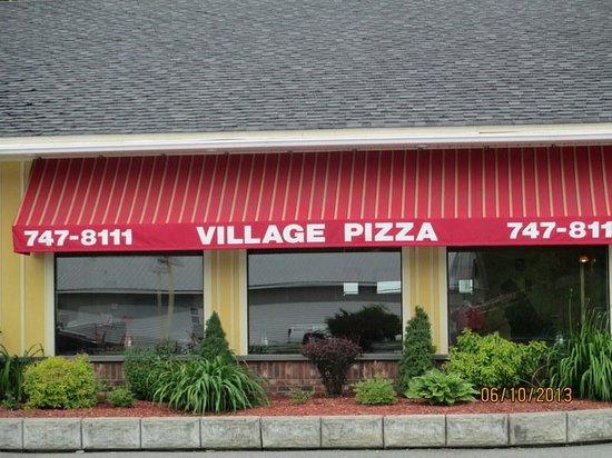 Village Pizza, Woodsville NH