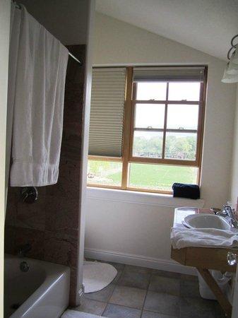 Torrey Schoolhouse B&B Inn: Bathroom
