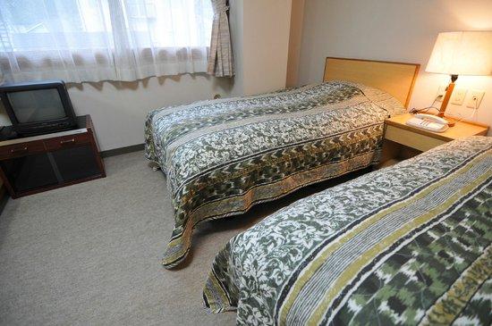 Morino Chiisana Hotel Yamaki: bedroom