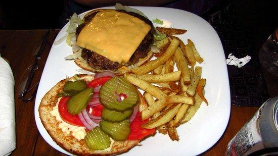 Derby City Burgers : Good stuff!