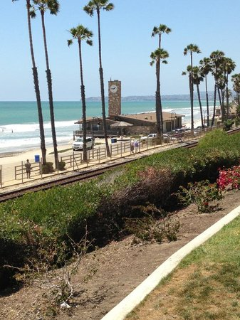 San Clemente Inn: Beachfront Pier within two blocks of property