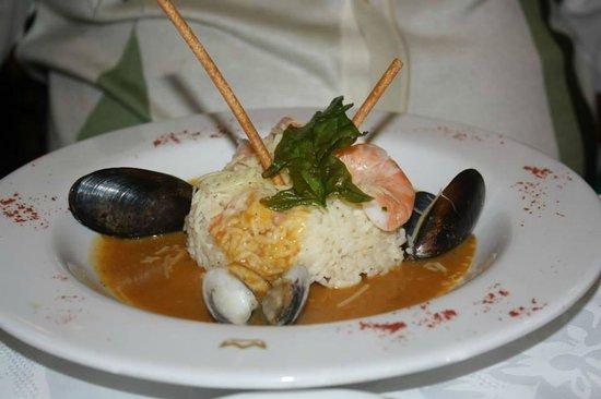 Italian Restaurant Picture Of Hotel Riu Santa Fe Cabo San