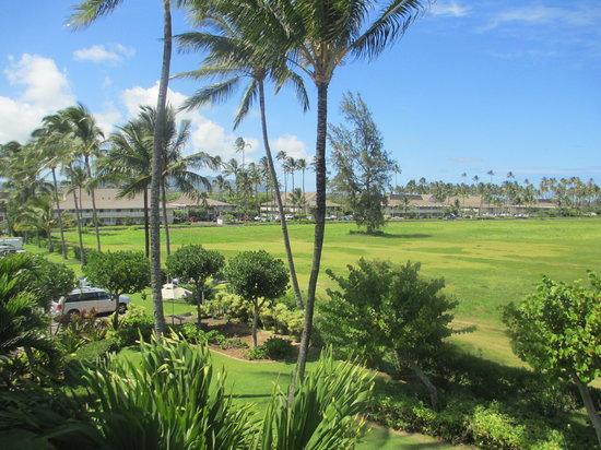 Kauai Coast Resort at the Beachboy: View from Balcony #2