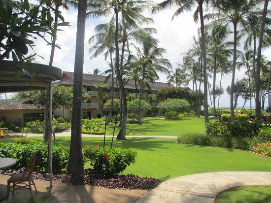 Kauai Coast Resort at the Beachboy: Beachboy Grounds