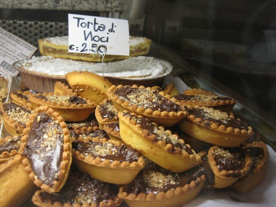 Pizzeria La Cambusa : One of the many desserts offered