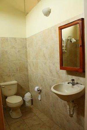 Albergue Turistico Dannita: Baño de habitacion doble