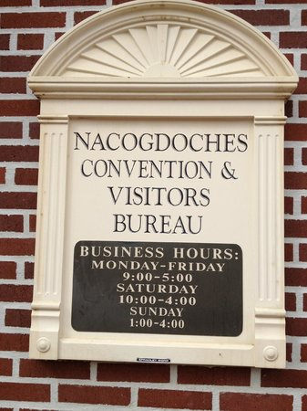 Nacogdoches Visitor's Center