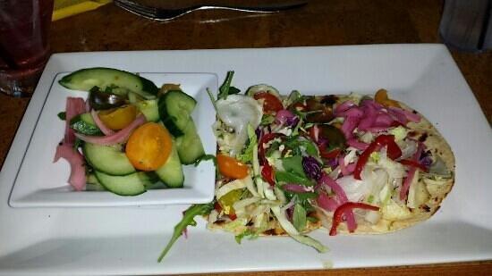Leroy's Kitchen + Lounge: Leroy's fish tacos