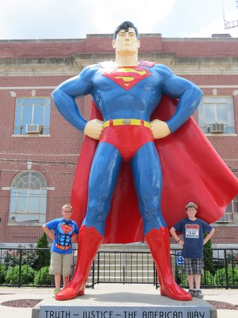 Things To Do With Kids In Metropolis Il