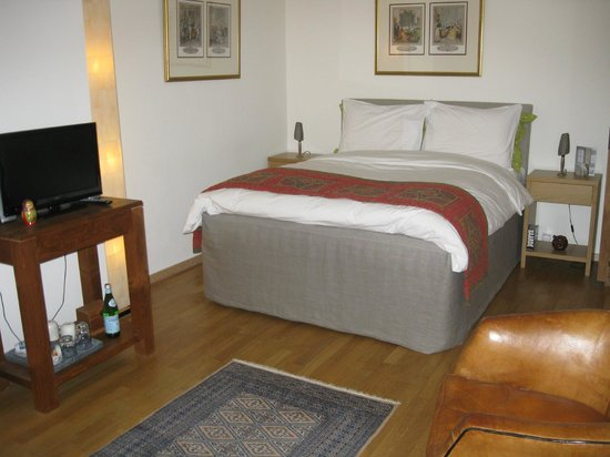 Le Quartier Sonang: VERY comfortable bed