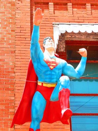 Super Museum: Superman