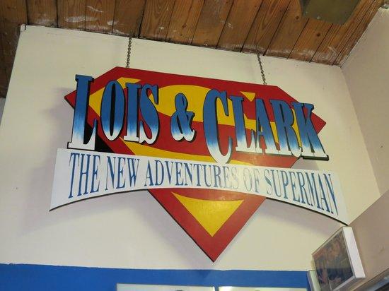 Super Museum: Lois & Clark