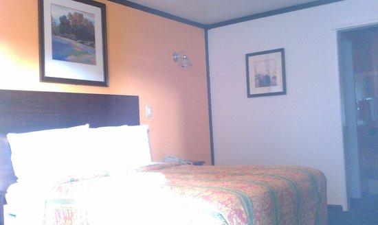 Vagabond Inn San Pedro : queen nonsmoking
