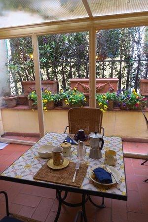 Le Stanze di Santa Croce: Breakfast