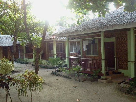 Purple Snapper Dive Resort: Aircon rooms
