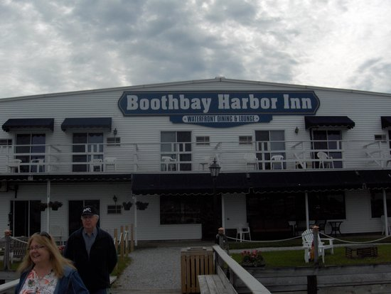 Boothbay Harbor Inn: Terrific hotel!