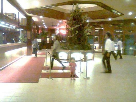 Awana Hotel : Hotel lobby