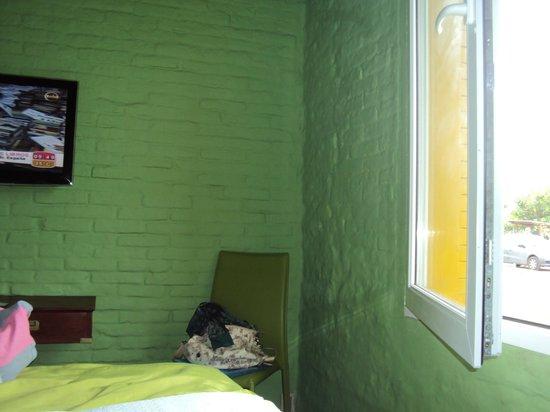 Hotel San Marcos: habitación
