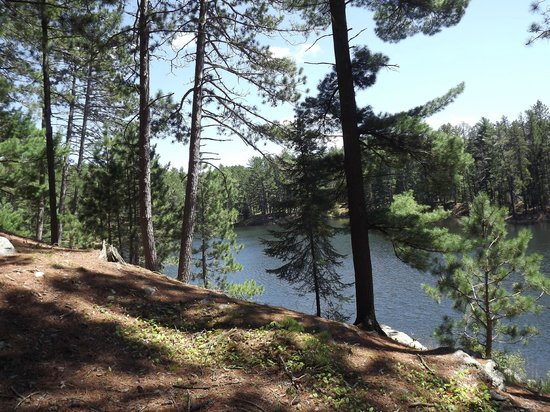 Bear Head Lake State Park: Norberg Lake