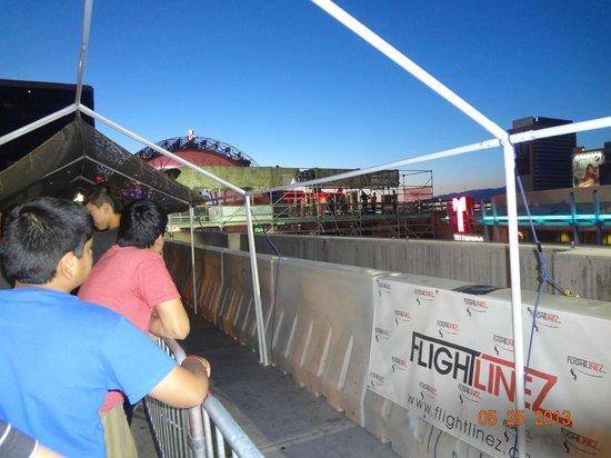 Flightlinez at Fremont: Flightlinez @ Freemont St