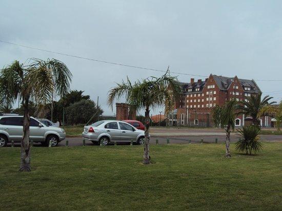 Hotel San Marcos: vista desde nuestra ventana