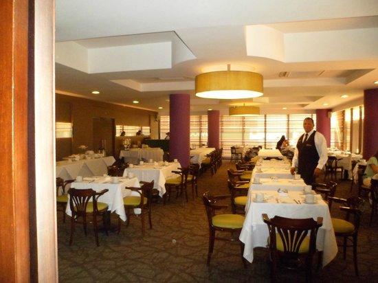 Hotel Soratama: Comedor piso 2, sitio de desayuno