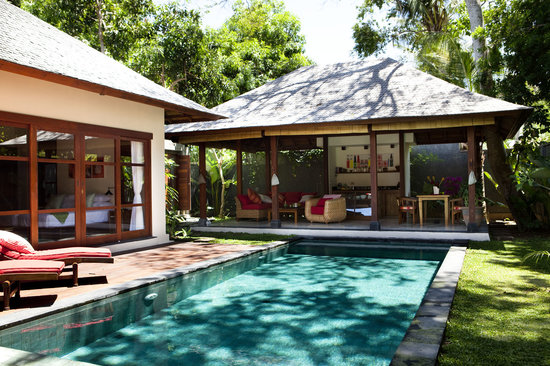 Mango Tree Villas: Villa Godok. Two bedroom pool villa