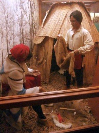The Putnam Museum & Science Center: Fur Trade