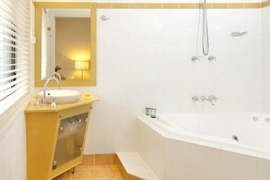 In My View: Suite 2 bathroom