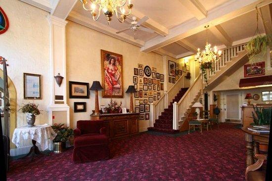 Palace Hotel: Lobby