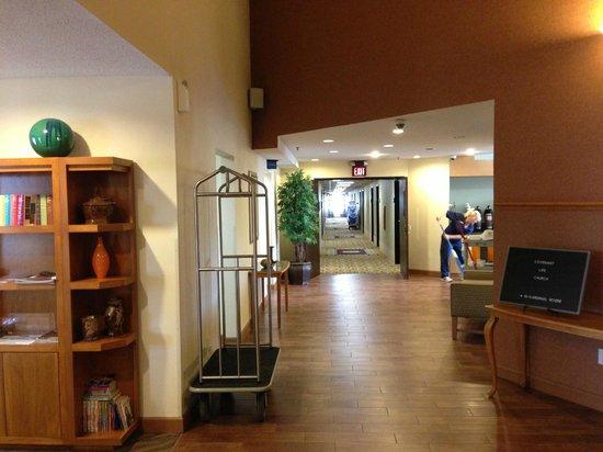 BEST WESTERN Davison Inn : Lobby