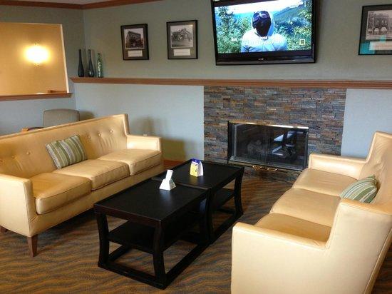 BEST WESTERN Davison Inn : Lounge Area