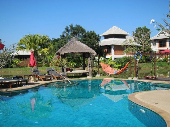 Baan Chai Thung: Pool