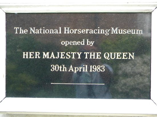 National Heritage Centre for Horseracing & Sporting Art: Her Majesty the Queen opened the museum...